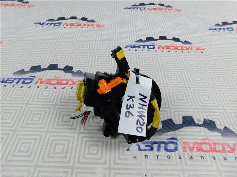 Шлейф-лента air bag Toyota Prius NHW20-0067499 1NZ-FXE 2004