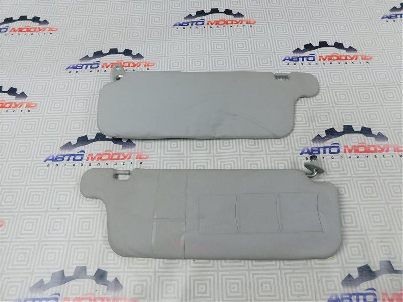 Козырек солнцезащитный Toyota Probox NCP51-0259558 1NZ-FE 2011