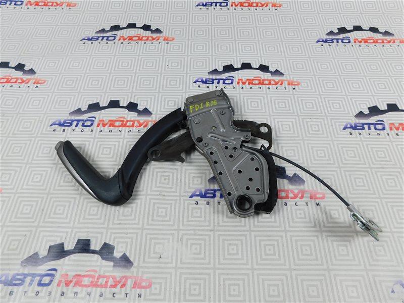 Ручка ручника Honda Civic FD1-1002270 R18A 2006