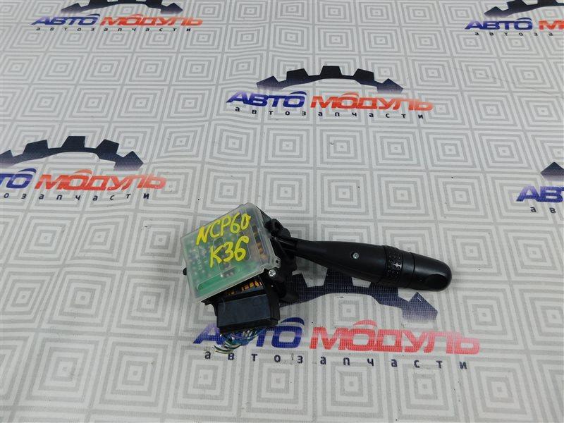 Гитара Toyota Ist NCP60-0238673 2NZ-FE 2006 левая