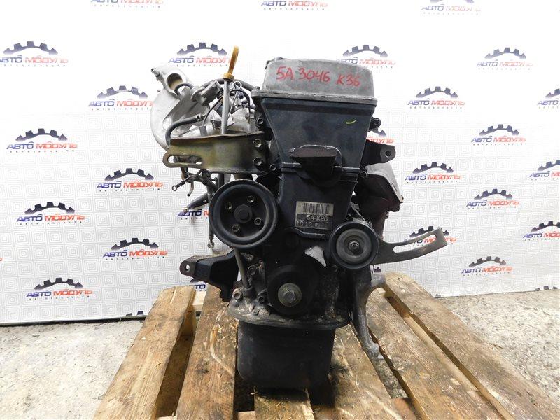 Двигатель Toyota Corolla Levin AE110-5045736 5A-FE 1996