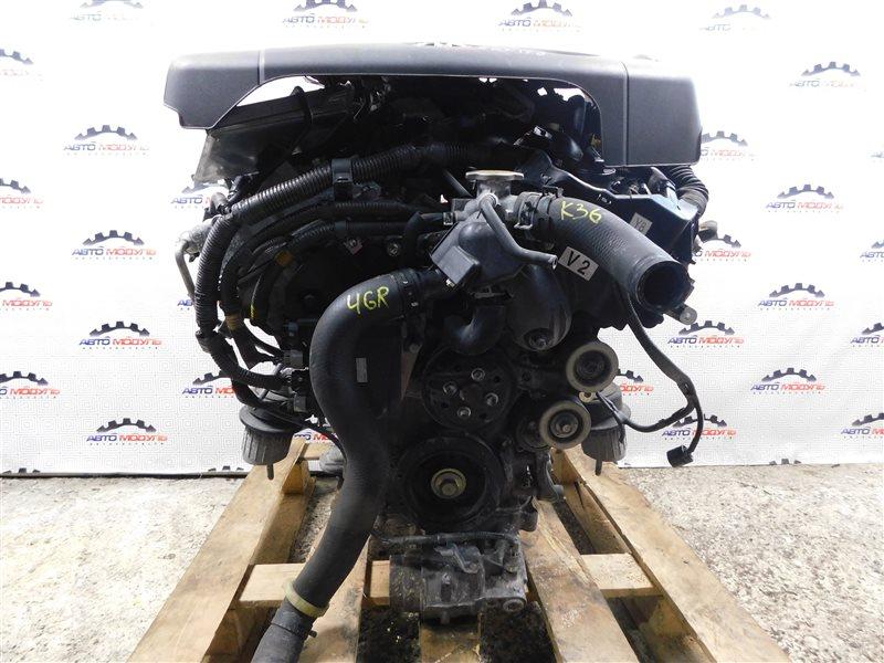 Двигатель Toyota Mark X GRX120-0069636 4GR-FSE 2006