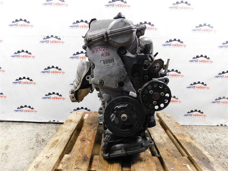 Двигатель Toyota Prius NHW20-0067499 1NZ-FXE 2004