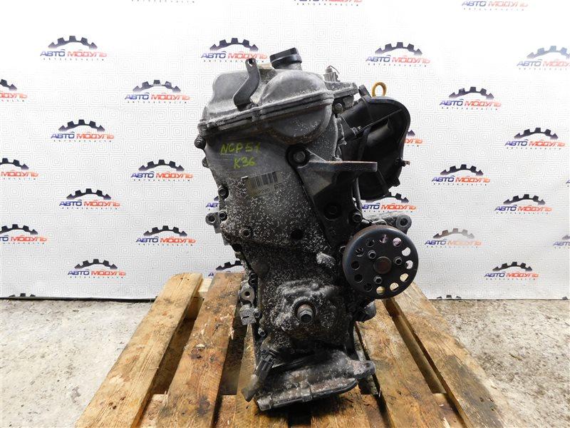 Двигатель Toyota Probox NCP51-0259558 1NZ-FE 2011
