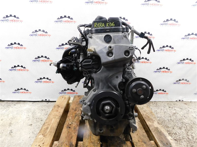 Двигатель Honda Civic FD1-1002270 R18A 2006