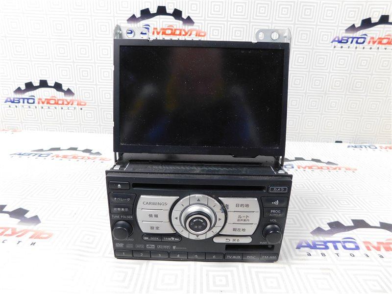 Магнитофон Nissan X-Trail NT31-000035 MR20-DE 2007