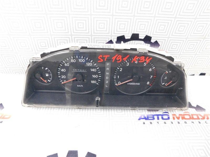 Панель приборов Toyota Caldina ST191-4039168 3S-FE 1996