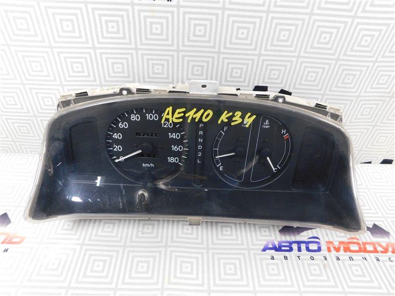 Панель приборов Toyota Sprinter AE110-7010805 5A-FE 1996