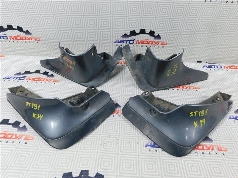 Брызговики комплект Toyota Caldina ST191-4039168 3S-FE 1996
