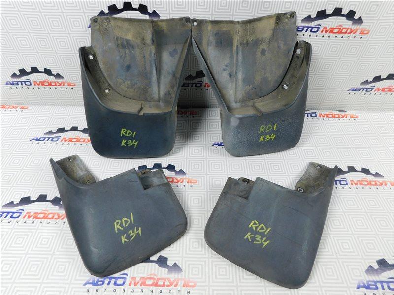 Брызговик Honda Cr-V RD1-1046472 B20B