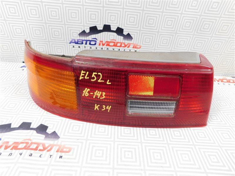 Стоп Toyota Cynos EL52-0001387 4E-FE 1995 левый