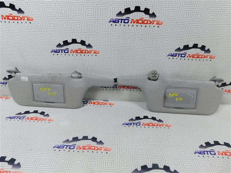 Козырек солнцезащитный Mazda Familia S-Wagon BJFW-300316 FS 2002