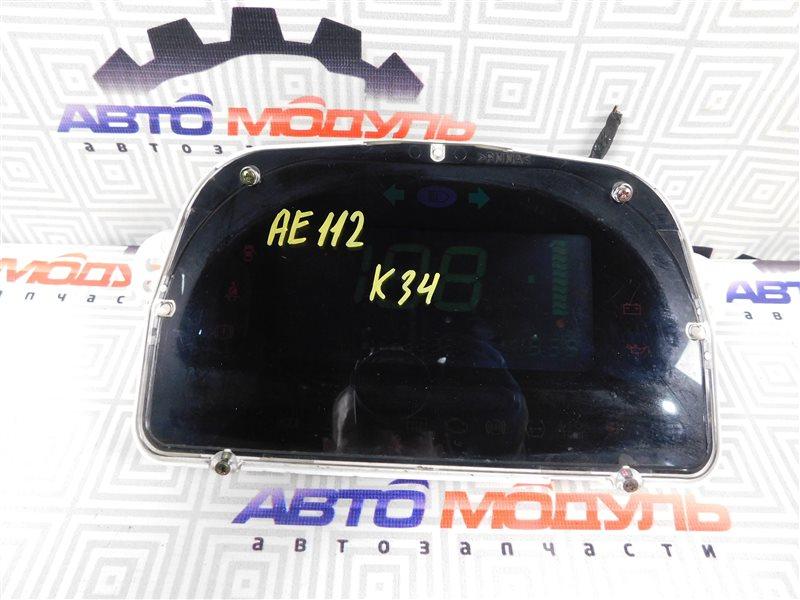 Панель приборов Toyota Corolla Spacio AE111-6120547 4A-FE 1999