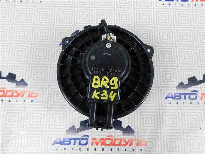 Мотор печки Subaru Legacy BR9-007335 EJ253 2009