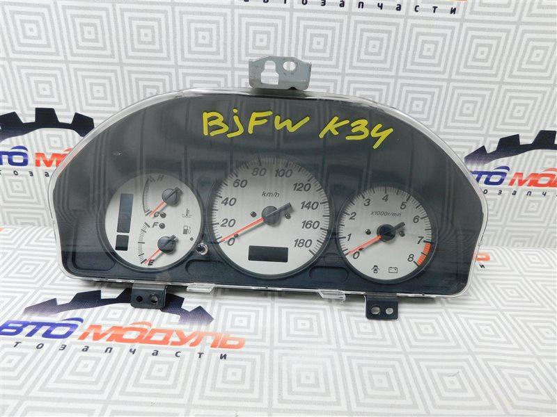 Панель приборов Mazda Familia S-Wagon BJFW-300316 FS 2002