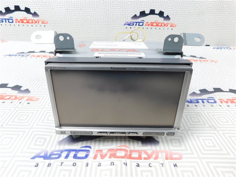 Магнитофон Mazda Axela BL5FP-102192 ZY-VE 2009