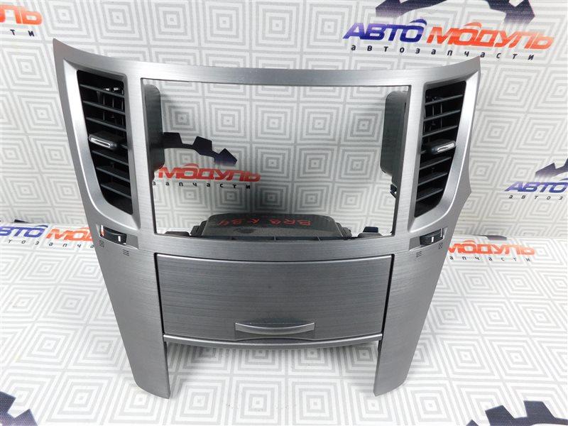 Консоль магнитофона Subaru Legacy BR9-007335 EJ253 2009