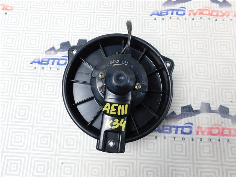 Мотор печки Toyota Corolla Spacio AE111-6120547 4A-FE 1999