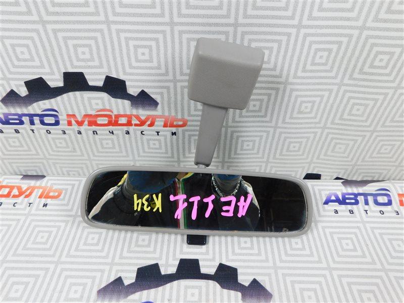 Зеркало салона Toyota Corolla Spacio AE111-6120547 4A-FE 1999
