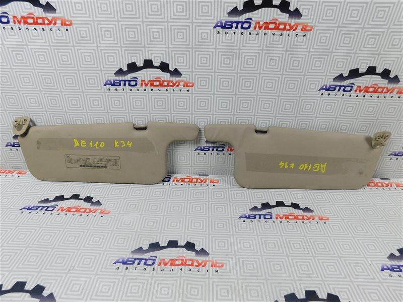 Козырек солнцезащитный Toyota Sprinter AE110-7010805 5A-FE 1996