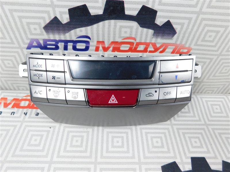 Блок управления климат-контролем Subaru Legacy BR9-007335 EJ253 2009