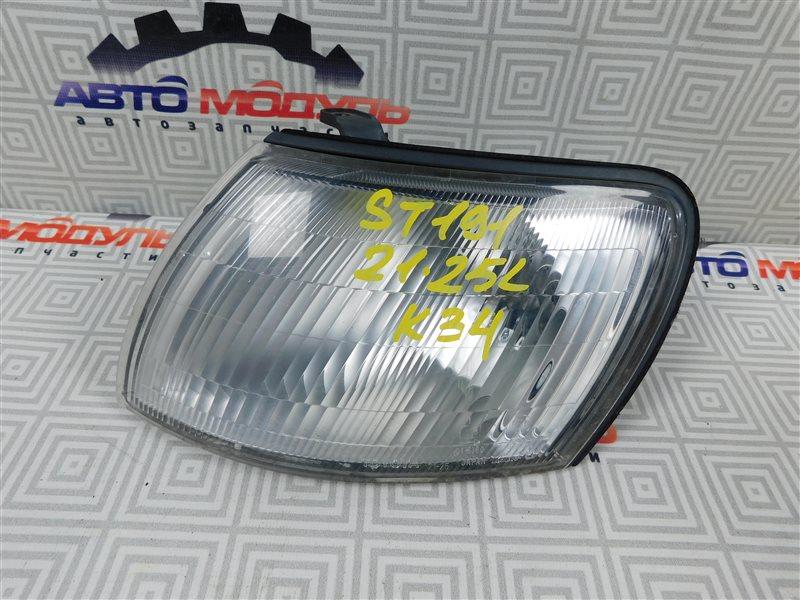 Габарит Toyota Caldina ST191-4039168 3S-FE 1996 левый