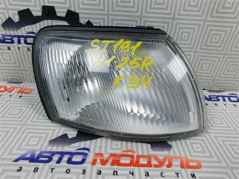 Габарит Toyota Caldina ST191-4039168 3S-FE 1996 правый