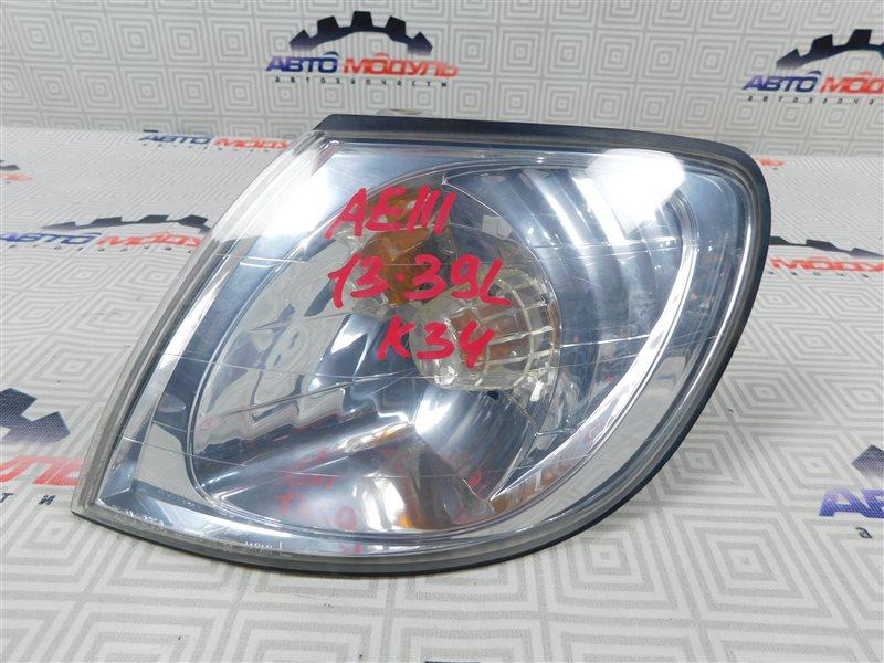Габарит Toyota Corolla Spacio AE111-6120547 4A-FE 1999 левый