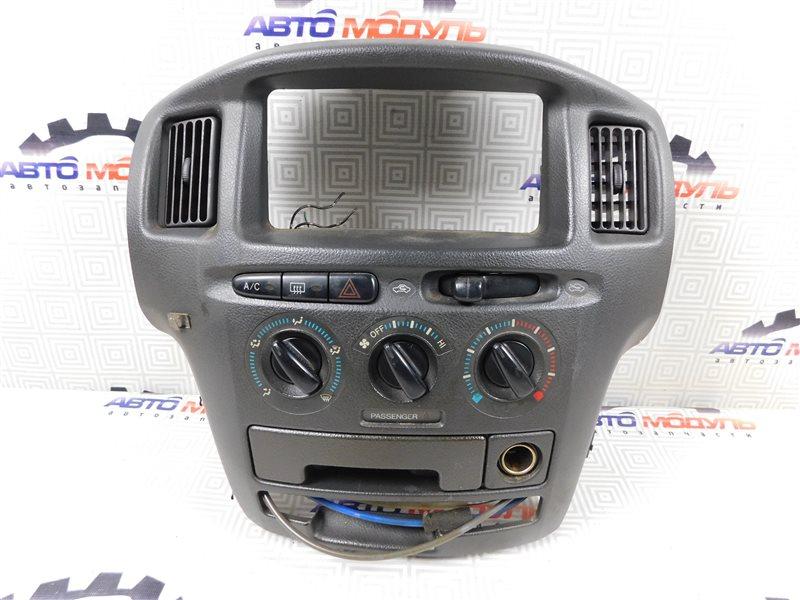 Блок управления климат-контролем Toyota Probox NCP58-0022872 1NZ-FE 2003