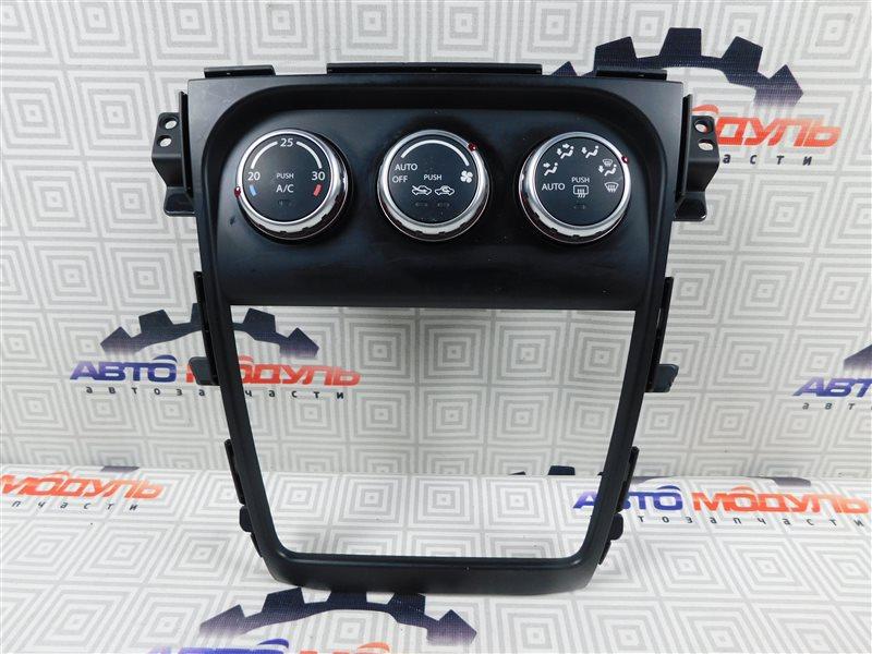 Блок управления климат-контролем Suzuki Sx4 YB41S-200024 J20A 2008