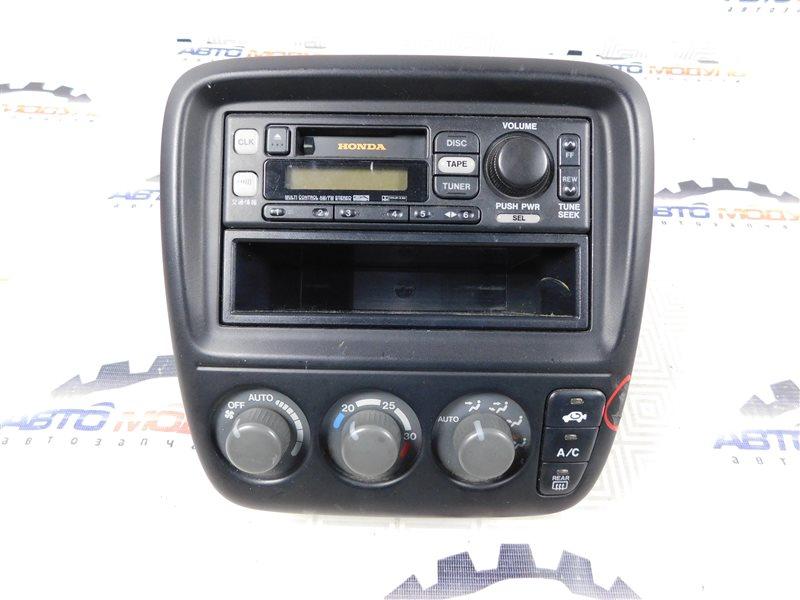 Блок управления климат-контролем Honda Cr-V RD1-1046472 B20B