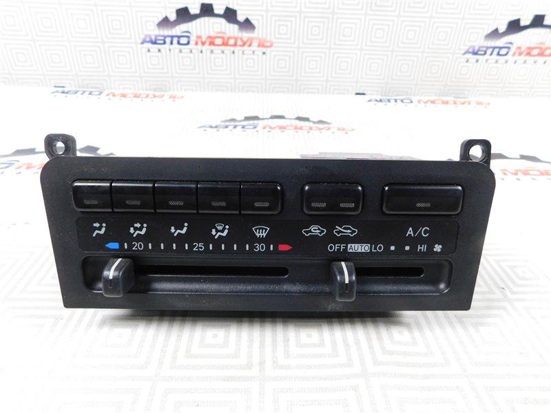 Блок управления климат-контролем Toyota Caldina ST191-4039168 3S-FE 1996