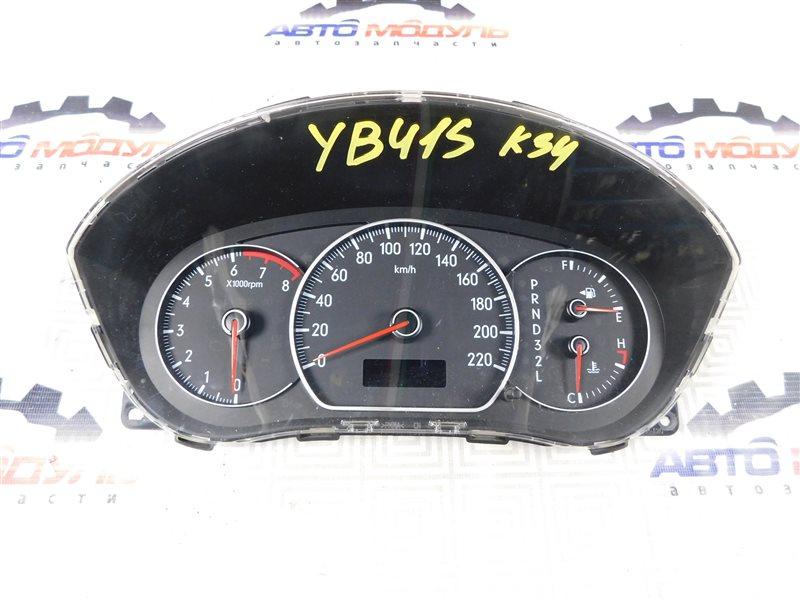 Панель приборов Suzuki Sx4 YB41S-200024 J20A 2008