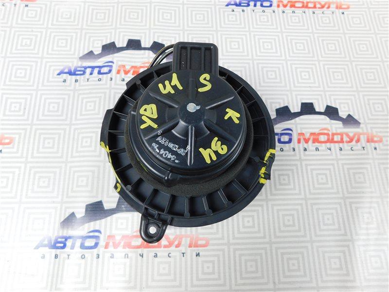 Мотор печки Suzuki Sx4 YB41S-200024 J20A 2008