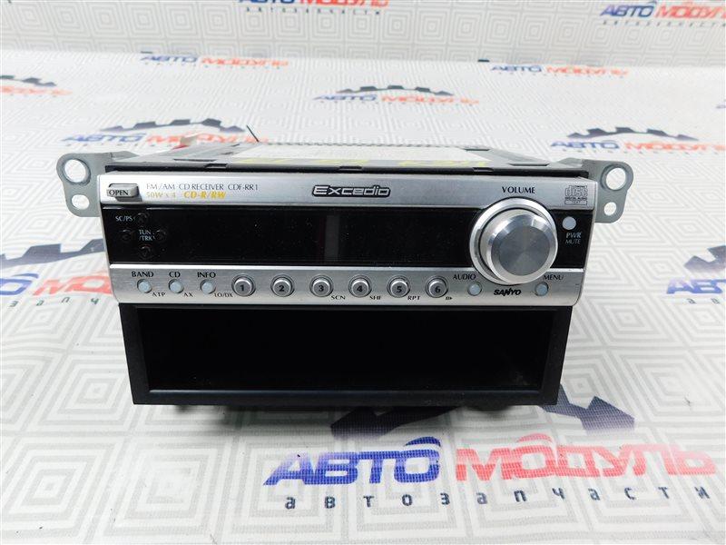 Магнитофон Toyota Cynos EL52-0001387 4E-FE 1995