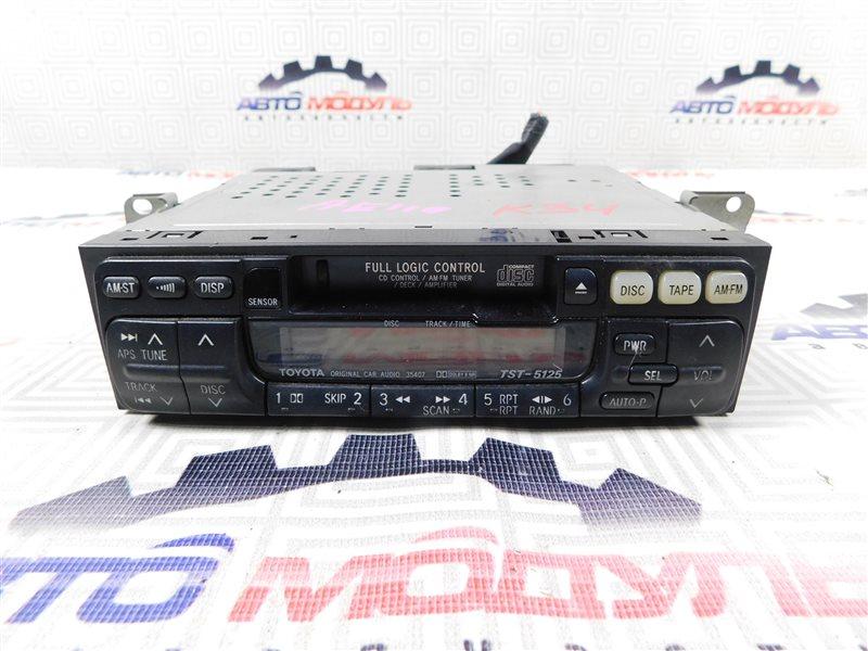 Магнитофон Toyota Sprinter AE110-7010805 5A-FE 1996