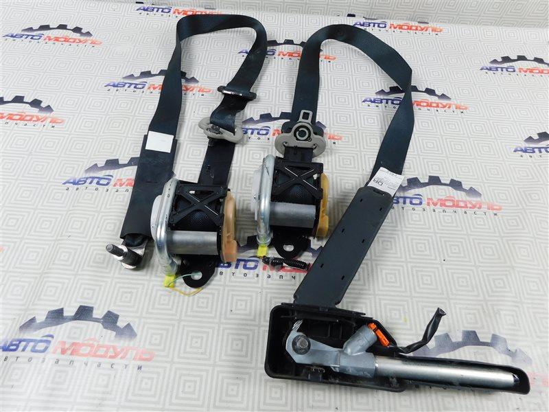 Ремень безопасности Nissan X-Trail NT31-000035 MR20-DE 2007 передний