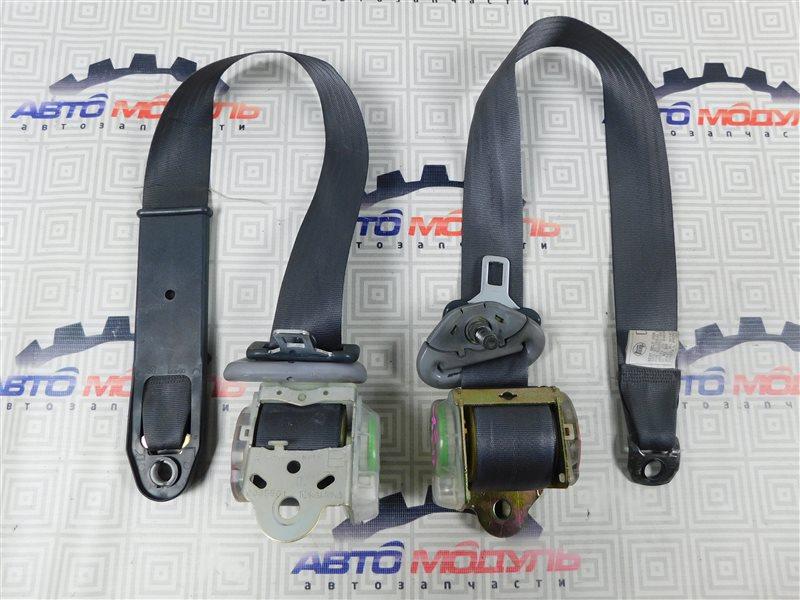 Ремень безопасности Toyota Cynos EL52-0001387 4E-FE 1995 передний