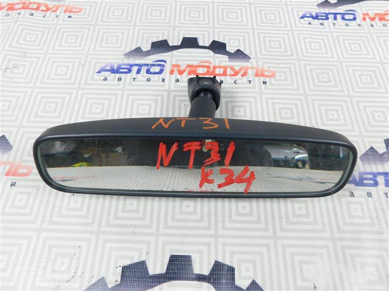 Зеркало салона Nissan X-Trail NT31-000035 MR20-DE 2007