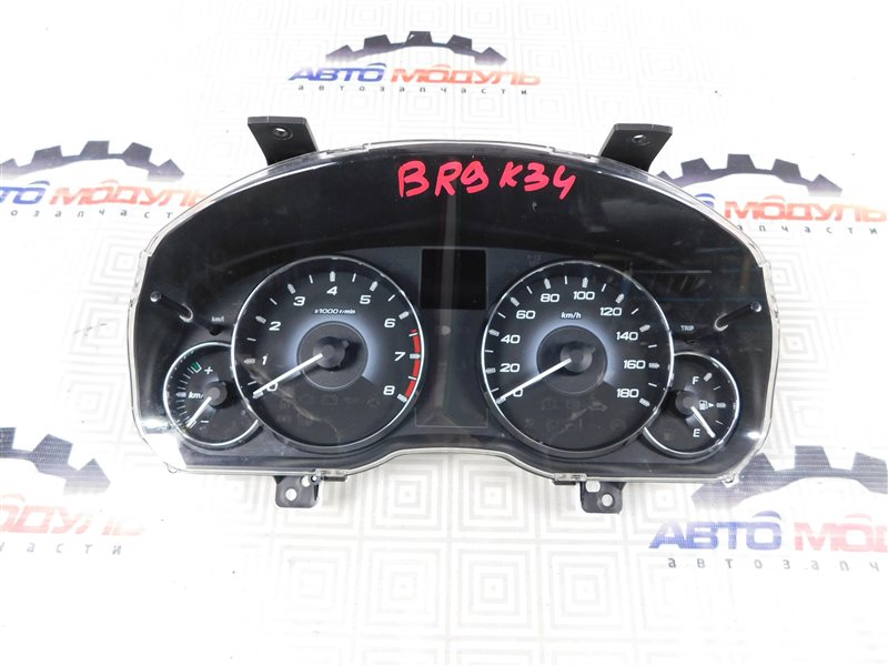 Панель приборов Subaru Legacy BR9-007335 EJ253 2009