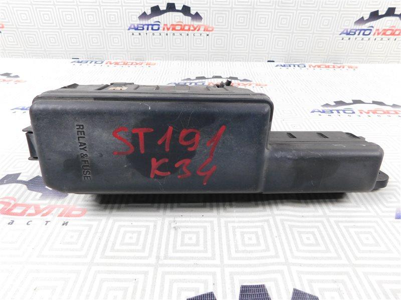 Блок предохранителей Toyota Caldina ST191-4039168 3S-FE 1996
