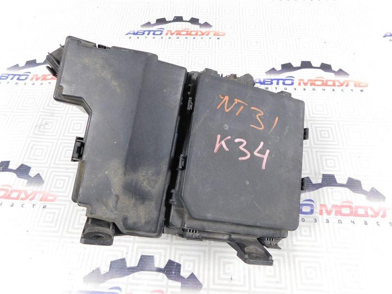 Блок предохранителей Nissan X-Trail NT31-000035 MR20-DE 2007