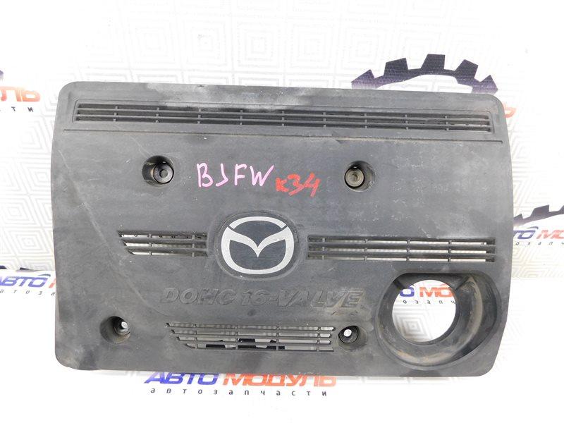 Крышка двс декоративная Mazda Familia S-Wagon BJFW-300316 FS 2002
