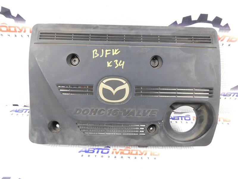 Крышка двс декоративная Mazda Familia S-Wagon BJFW-104603 FS 2000