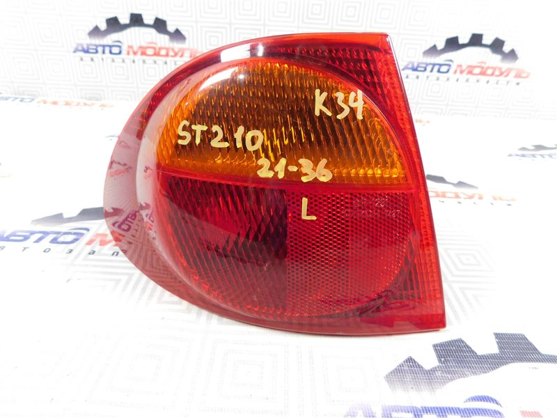 Стоп Toyota Caldina ST210-4002125 3S-FE 1997 левый