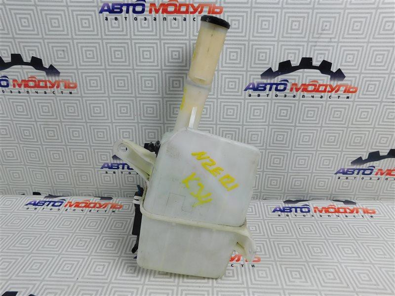 Бачок омывателя Toyota Corolla Runx NZE121-5071169 1NZ-FE 2003