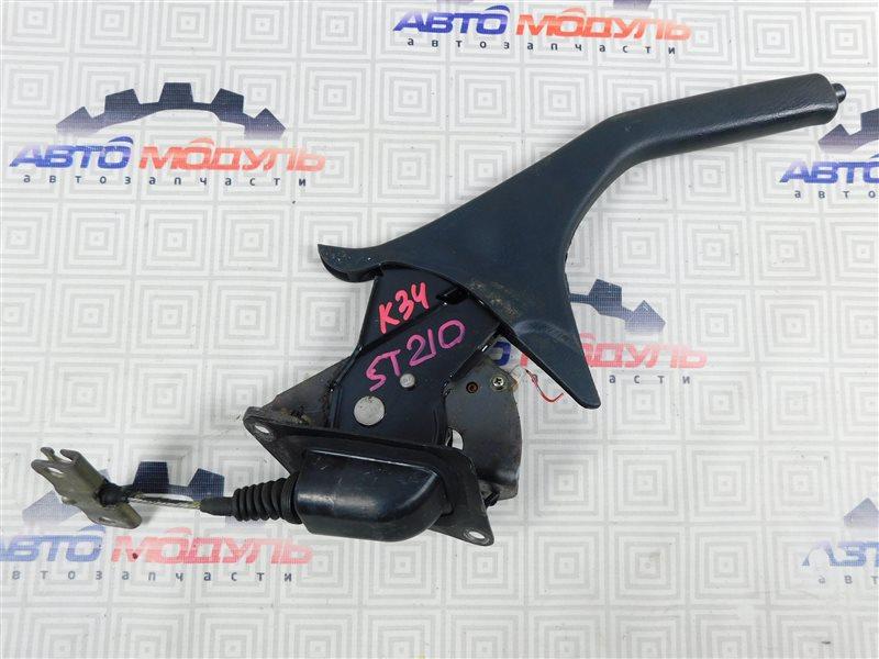 Ручка ручника Toyota Caldina ST210-4002125 3S-FE 1997