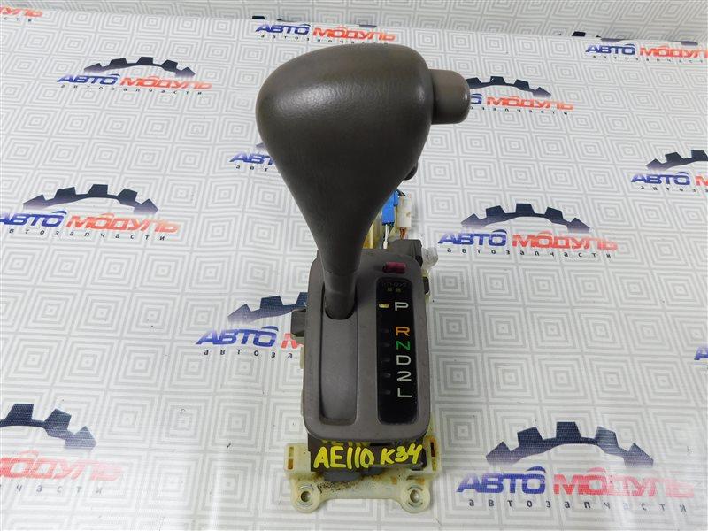 Селектор акпп Toyota Sprinter AE110-7010805 5A-FE 1996