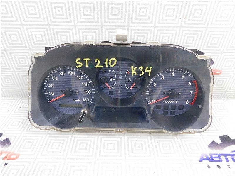 Панель приборов Toyota Caldina ST210-4002125 3S-FE 1997