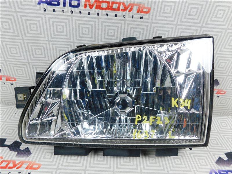 Фара Nissan Atlas P2F23-057113 TD27 2001 левая